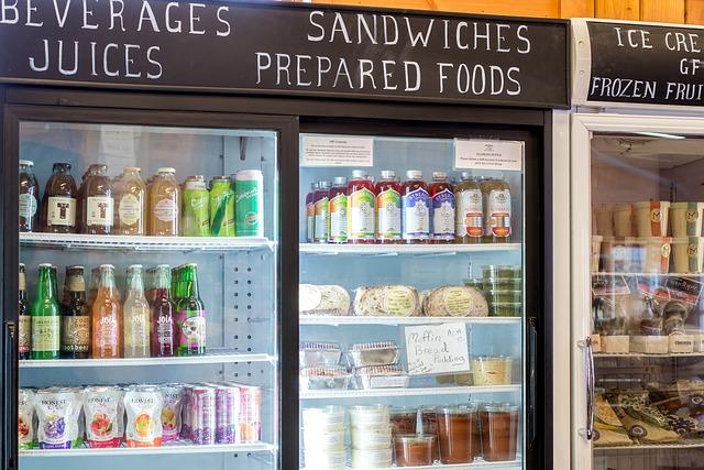 szafy chłodnicze używane