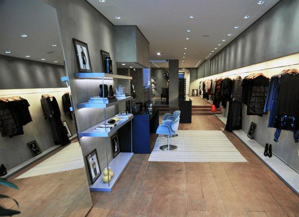 koncepcyjne projektowanie wnętrz sklepów