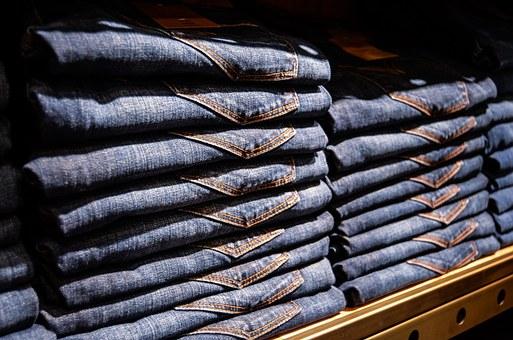 jasne jeansy damskie